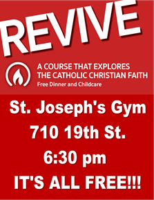 REVIVE at St. Joseph
