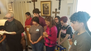 St. Thomas More youth embody the true spirit of Christ