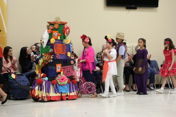Students display their wears at MPB Literary Parade for NCSW