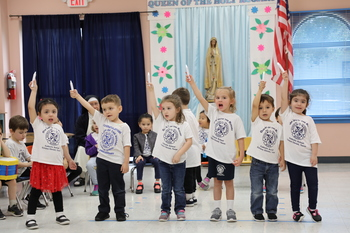 Our Lady of the Rosary celebrates NCSW