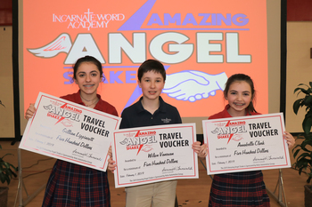IWA Amazing Angel Shake winners announced