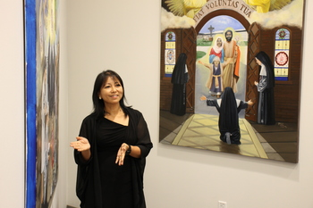 New Chapel Paintings Inspire Patients