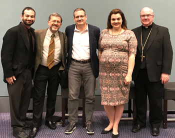 Conference delivers insights on early Church