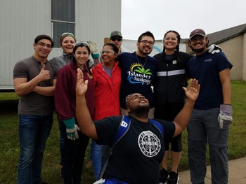 Service trip leads to love of neighbor
