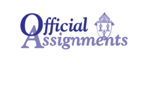 Official Assignments