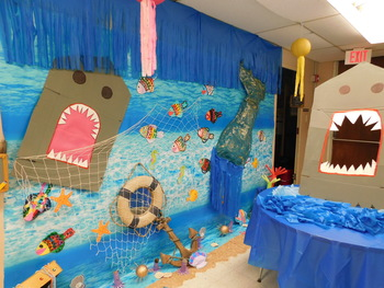 Students celebrate Oceans Week early at MPB