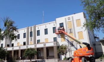 Refugio hospital completes repairs with funding help
