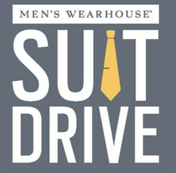 Men's Wearhouse and Catholic Charities launch 12th Annual Suit Drive