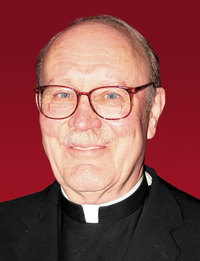 Father Heese dies