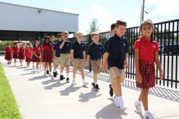 IWA welcomes students back for first day of school