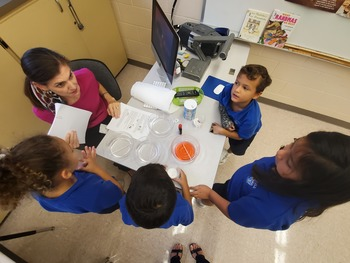 St. Pius X School 2nd-grade students integrate STREAM