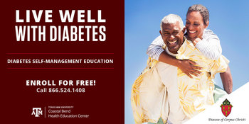 'Live Well with Diabetes,' a Diabetes Self-Management Education