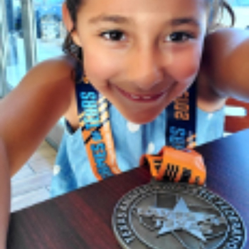 Littlest Angels make waves at Texas championship meets