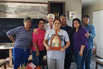 Schoenstatt rosary group in Banquete inspired to deliver Christmas to homeless