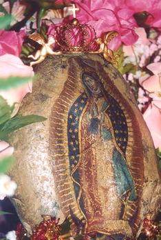 Barraza Fine Art presents Our Lady of Guadalupe exhibit