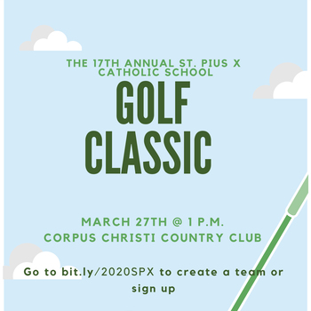 CANCELLED: 17th Annual St. Pius X School Golf Classic