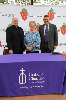 Catholic Charities has new executive director