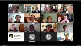 Virtual discernment event welcomes women