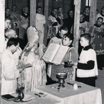 Corpus Christi Cathedral continues to serve 80 years after its dedication