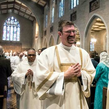 Mission and family inspires Deacon Brokke to answer the call