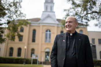 Texas missionary priest announced as 2020-2021 Lumen Christi Award honoree