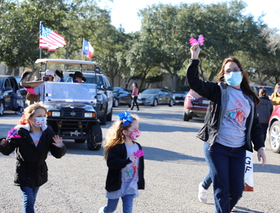 St. Pius X begins NCSW 2021 with a parade