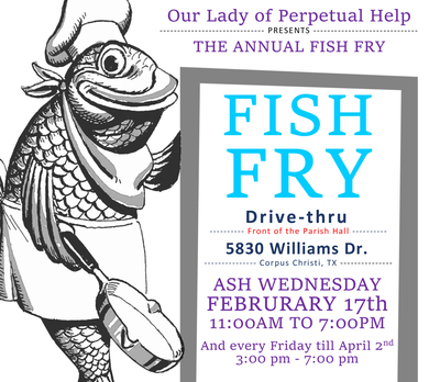 OLPH Annual Fish Fry