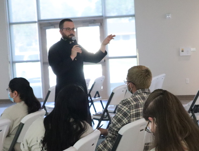 SEEK21 conference inspires young adults to encounter Christ and share the Gospel