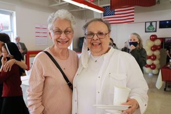 IWA hosts retirement party for Sister Judith Marie Saenz