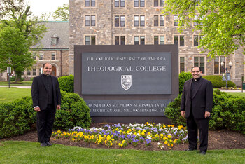 Two seminarians share <br /> their vocation stories