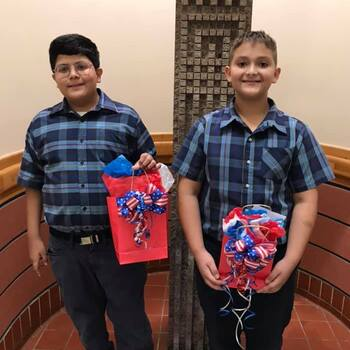 St. Pius X students win Mayor's 4th of July Big Bang Celebration essay contest