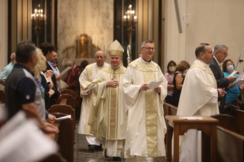 Celebration honors the soulof the Church, the Eucharist