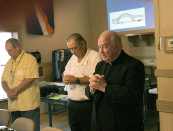 The diocese works to meet the spiritual needs of seafarers