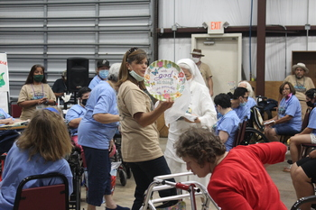 Fr. Walsh Summer Camp provides faith-filled lessons and fun