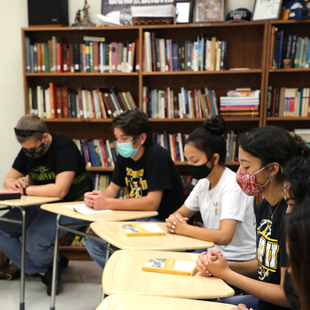 Classically inspired curriculum offers advanced learning opportunities