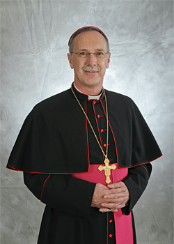 Click Here to Read More About Our New Bishop