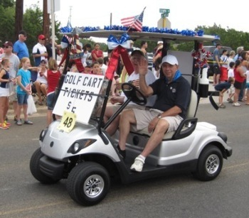 4th of July Parade on July 2