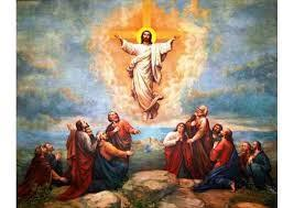 The Ascension of Our Lord and Mother's Day