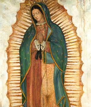 The Feast of Our Lady of Guadalupe Mass & Dinner