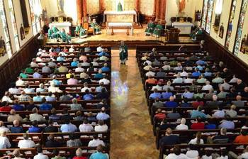 9th Annual Men's Mass