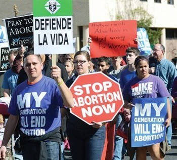 2018 Texas Rally for Life