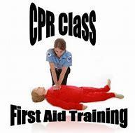 CPR/First-Aid Training