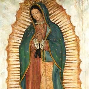 Novena to Our Lady of Guadalupe 5