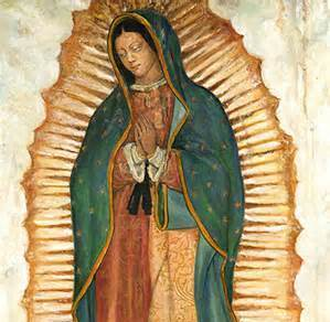 Novena to Our Lady of Guadalupe 7