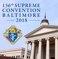 KC 136th Supreme Convention 2018 at Baltimore