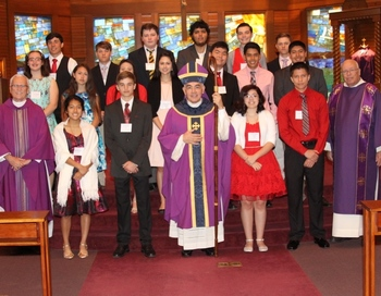 Confirmation Sunday
