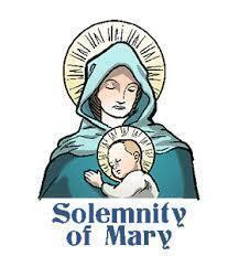 Solemnity of Mary, the Holy Mother of God Mass