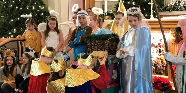 St Francis Of Assisi School Norristown Christmas Pageant 2020 St. Francis de Sales Catholic Church | Aston, PA