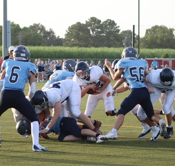 Guardians Defeat WCA Chargers
