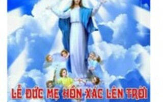 Vietnamese Celebration of Assumption of the Blessed Virgin Mary